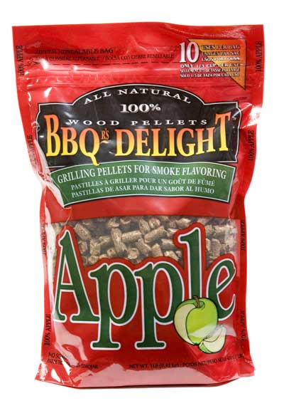 BBQrs Delight Smoking Pellets Apple