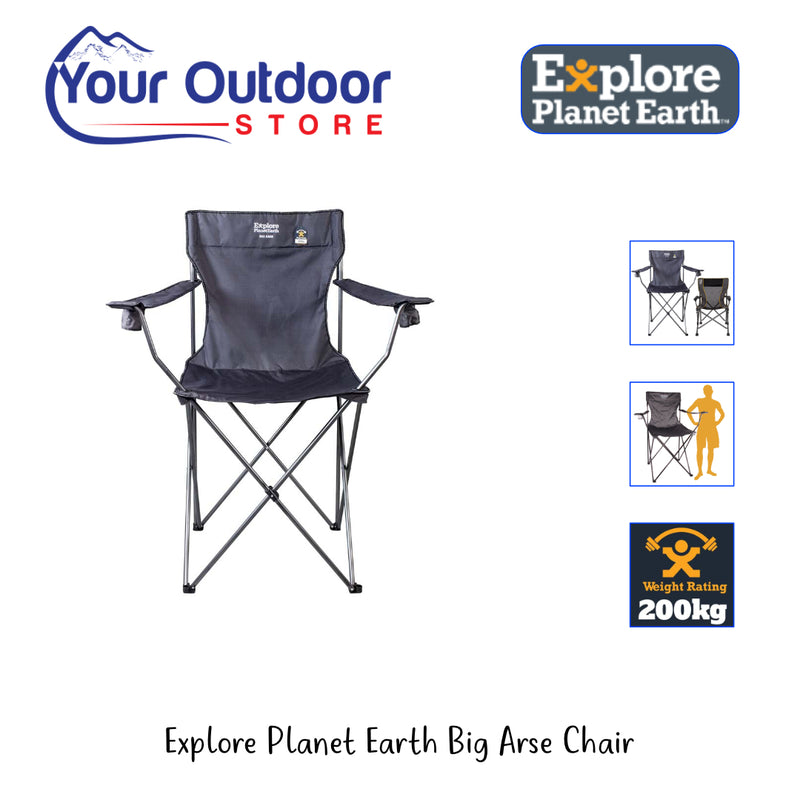 Explore Planet Earth Big Arse Chair