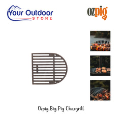 Ozpig Big Pig Chargrill