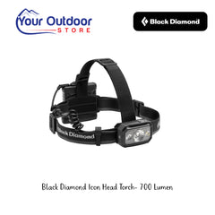 Black Diamond Icon Headlamp 700 Lumens