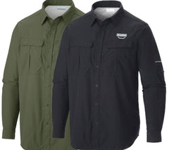 Columbia Cascades Explorer Mens Long Sleeve Shirt