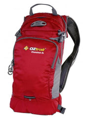 Oztrail Chameleon 2L Hydration Pack. Red
