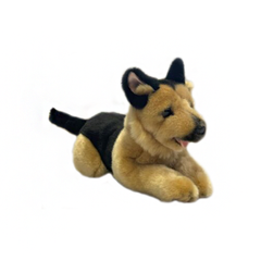 Bocchetta German Shepherd Puppy Plush Toy- Chief