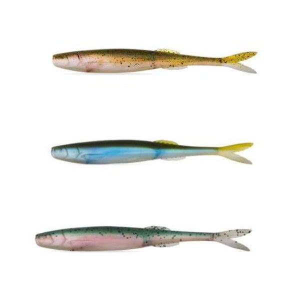 Berkley Gulp Minnow Grub. Black. Your Outdoor Store