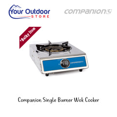 Companion Single Burner Wok Cooker