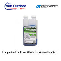 Companion Comchem Waste Breakdown Liquid 1L
