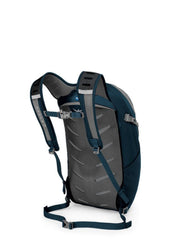 Dark Blue Orange | Osprey Daylite Plus Side Back