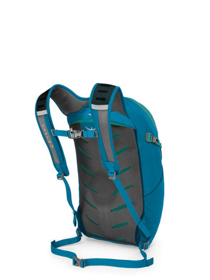 Sagebrush Blue | Osprey Daylite Plus Side/Front View