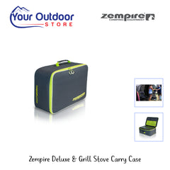 Zempire Deluxe & Grill Stove Carry Case