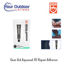 Gear Aid Aquaseal FD Repair Adhesive- Hero