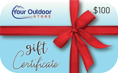 Your Outdoor Store Gift Card $100