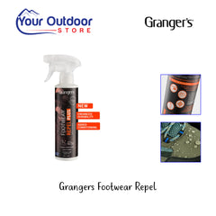 Grangers Footwear Repel Spray- Waterproofer