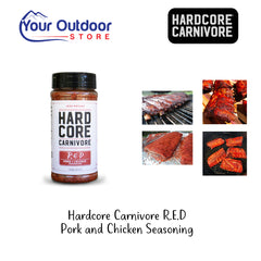 Hardcore Carnivore RED Pork And Chicken Seasoning BBQ Rub