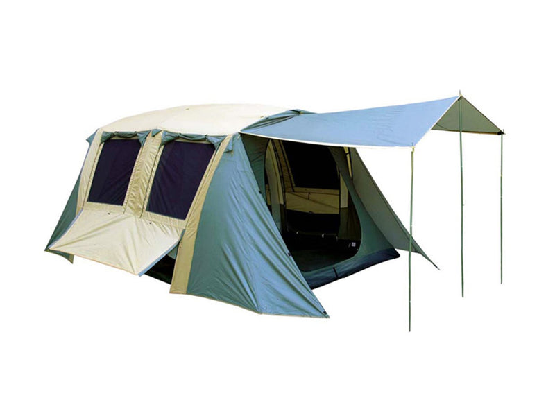 outdoor connection heron tent
