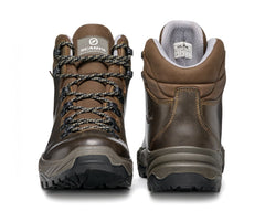 Brown | Scarpa Terra GTX Unisex Hiking Boots. Pair one tow one heel
