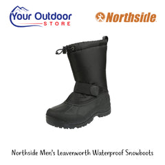 Northside Leavenworth Mens Polar Boot
