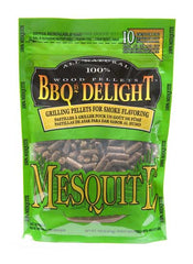 BBQrs Delight Smoking Pellets Mesquite