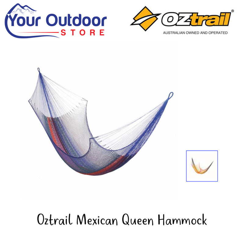 Oztrail Anywhere Hammock Chair. FHA-HCH-B