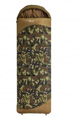 Oztrail Lawson Tactix Camo Sleeping Bag rated @ -5