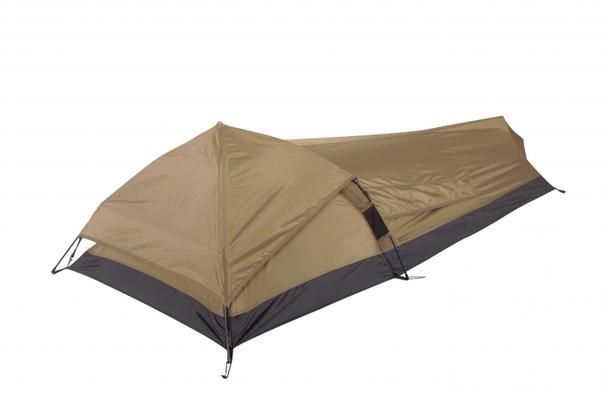 Oztrail Mitchell Discovery King Single Swag, Khaki