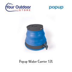 Popup Water Carrier 12ltr