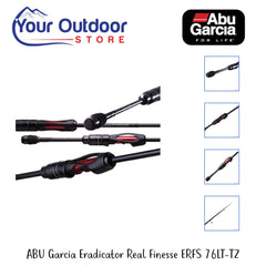 Abu Garcia Real Finesse Fishing Rod ERFS 76LT-TZ