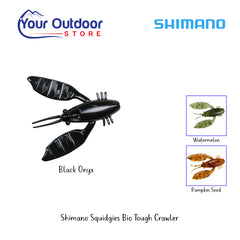 Shimano Squidgies Bio Tough Crawler