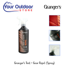 Grangers Tent + Gear Repel