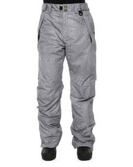 Grey Denim | XTM Smooch II Ladies Ski Pants. Full Length Front View
