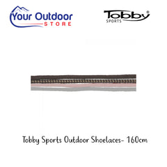 Tobby Sports Outdoor Round Shoelaces