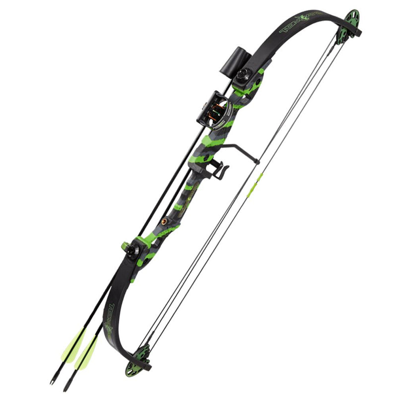 Horizone Farsight Compound Youth Bow |5302| Shown in packaging | Your Outdoor Store