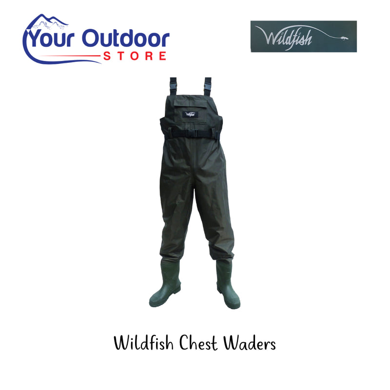 Wildfish Chest Waders
