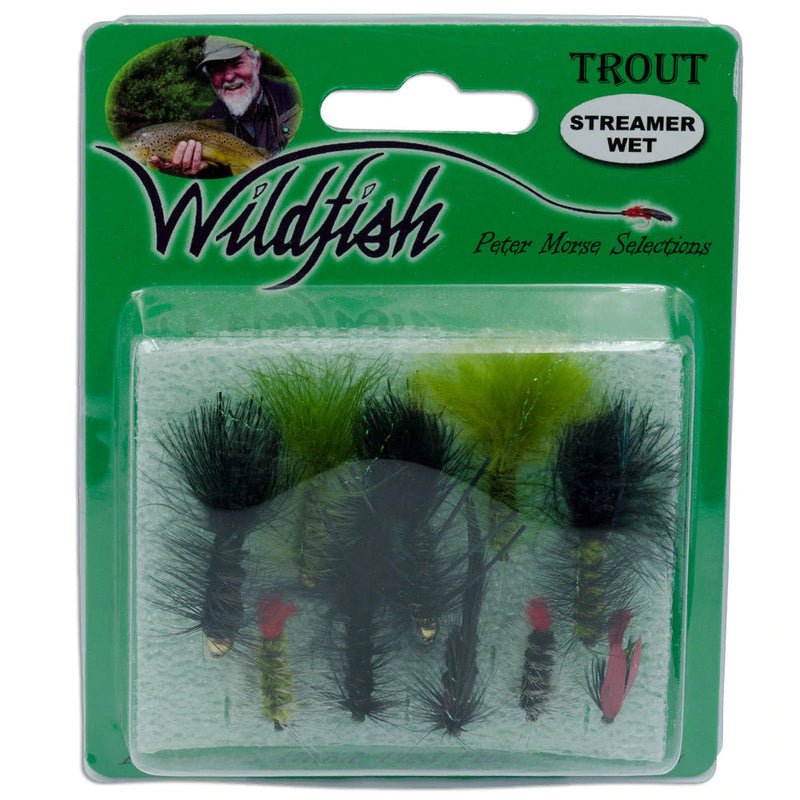 Dry | Wildfish Trout Fly Pack
