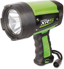 Companion XR5 Rechargeable Spotlight Black and Green