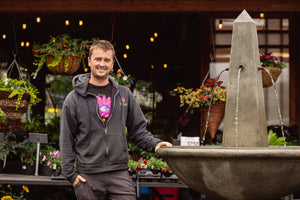 Interview the Gardener: Tom Young