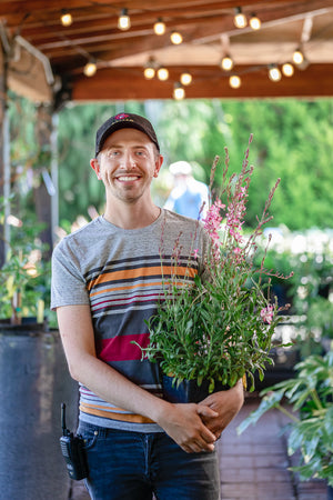 Interview the Gardener: Christian Barnes