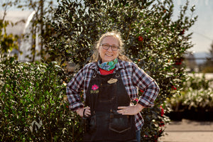 Interview the Gardener: Darla Van Bergen