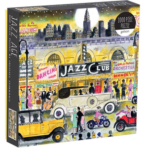 Jazz Age M. Storrings Galison Puzzle 1000pcs