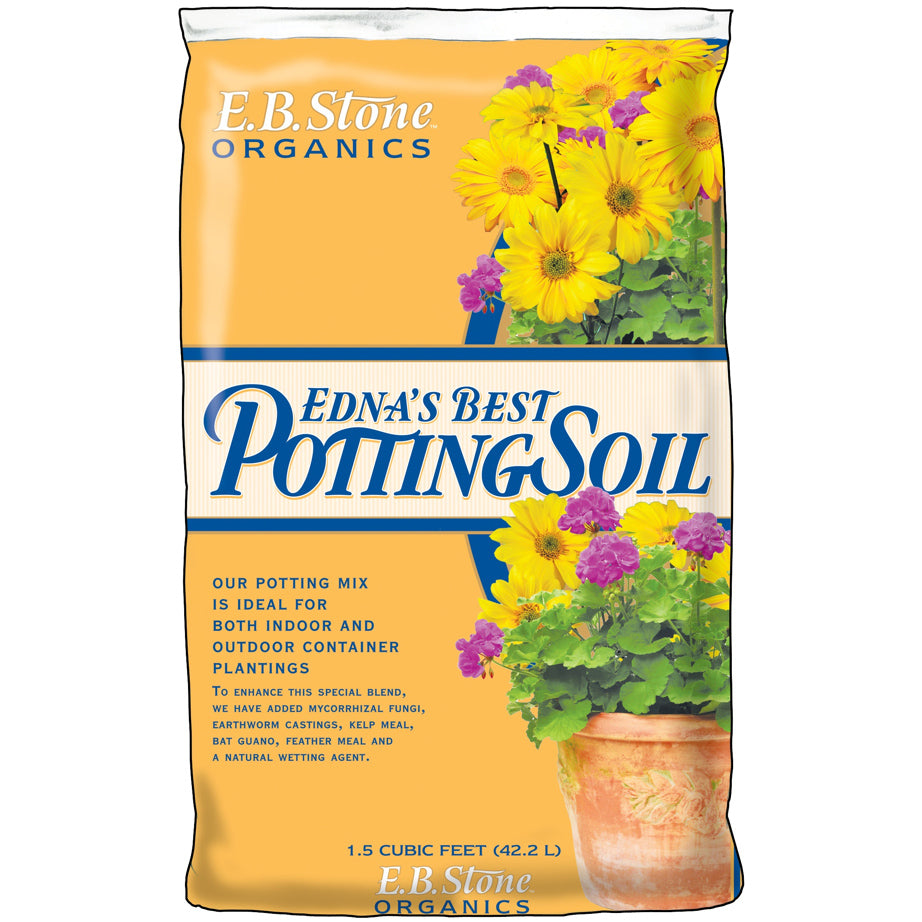 Edna's Best Potting Soil 1.5cf