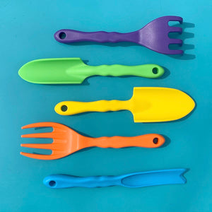 Kid's Garden Tools - 5pc. Set