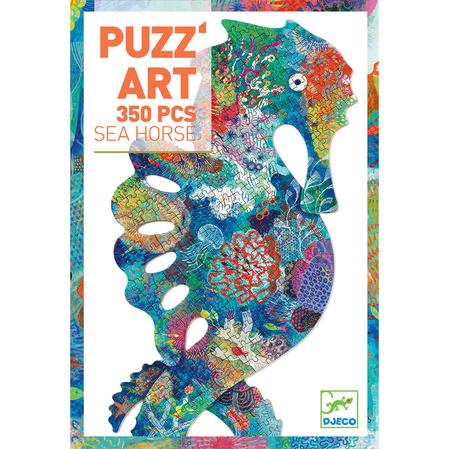 Sea Horse Puzz'Art Djeco Puzzle 350pcs