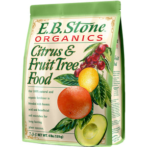 Citrus & Fruit Tree Food 4# Bag