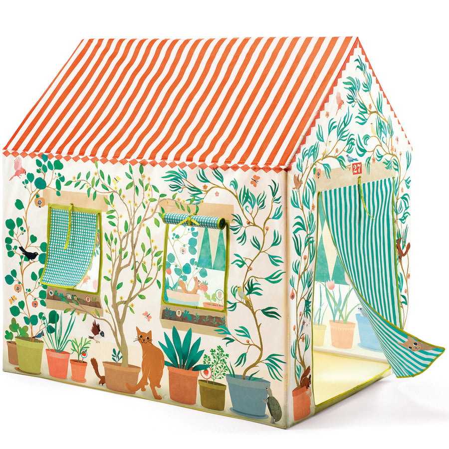 Plant Themed Play Tent /House