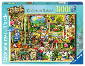 The Gardener's Cupboard Ravensburger Puzzle 1000pcs