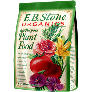 All Purpose Plant Food 4# Bag