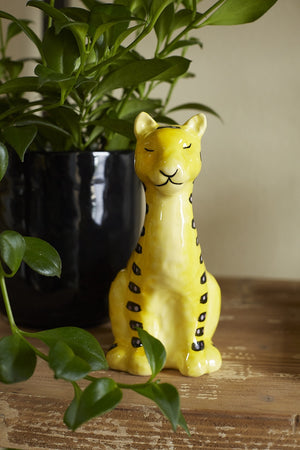Untamed Cheetah Planter
