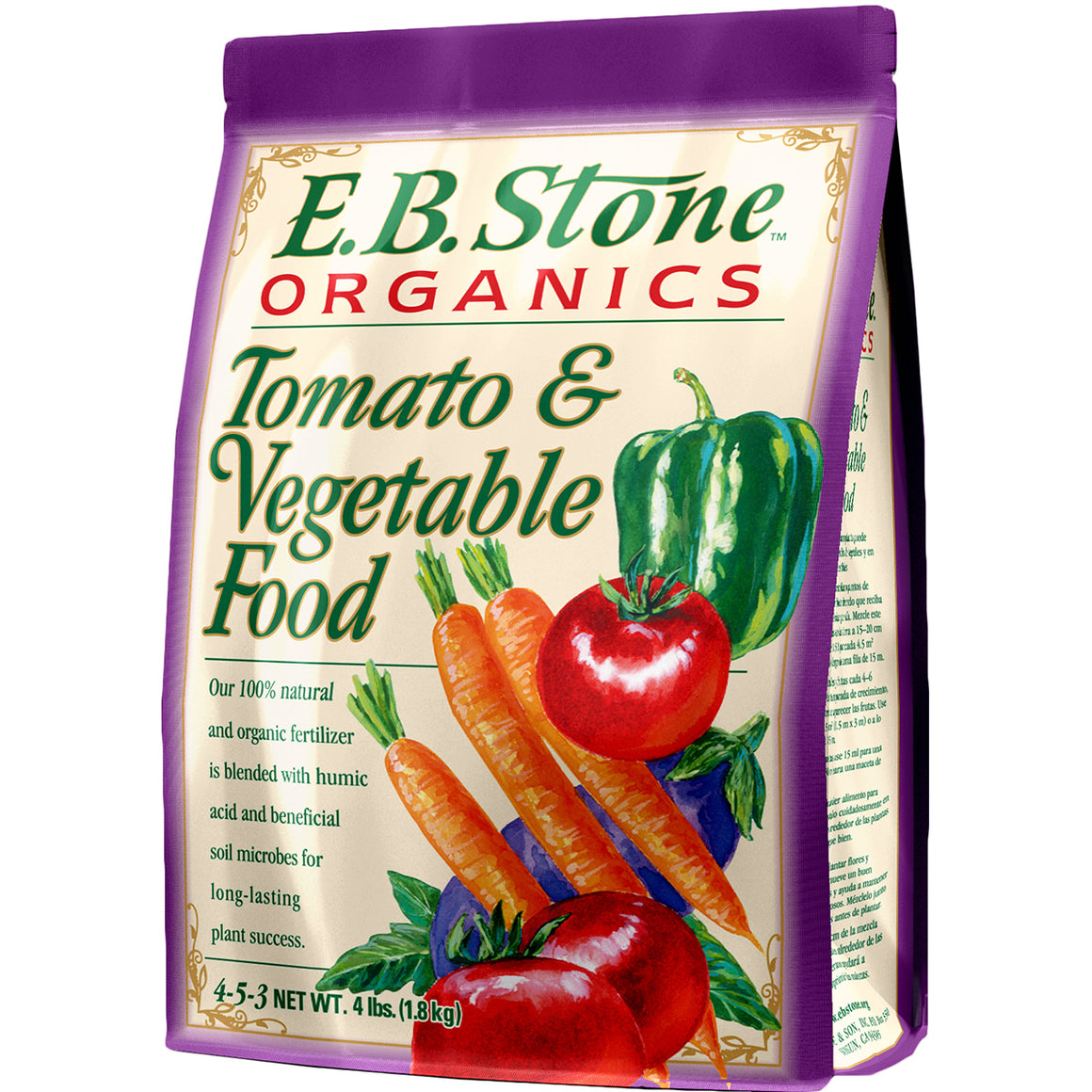 Tomato & Veg Food 4# Bag