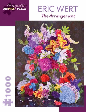 The Arrangement Eric Wert Pomegranate Puzzle 1000pcs