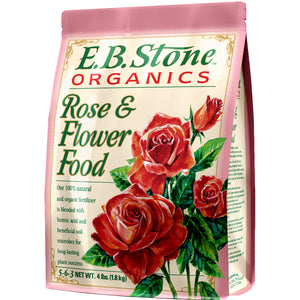 Rose & Flower Food 4# Bag
