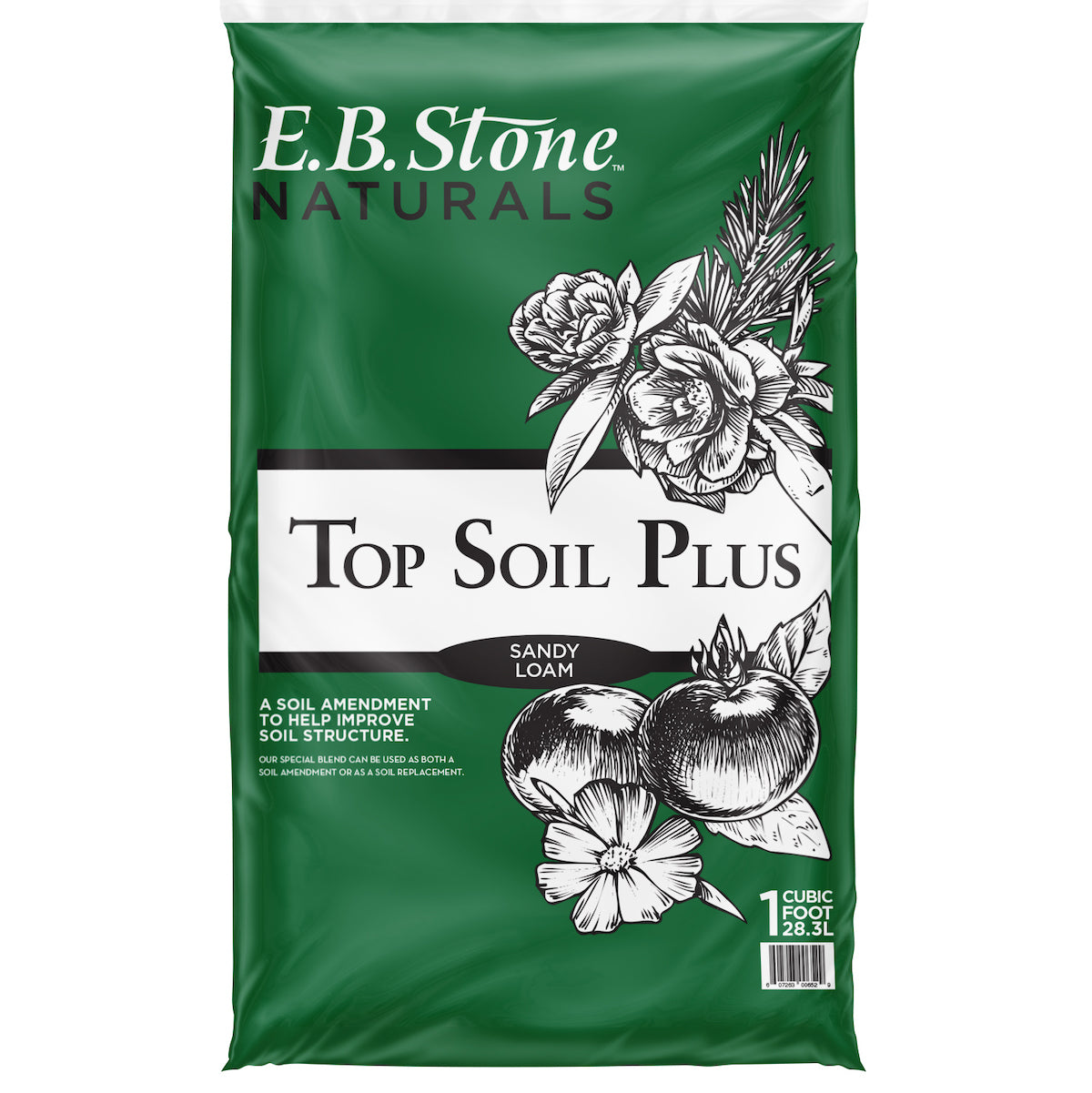 Top Soil Plus 1cf